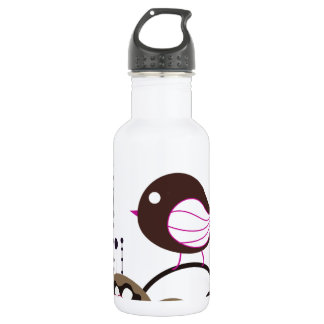 鳥呼出し ウォーターボトル