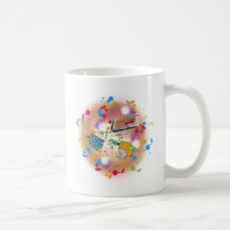 鳥愛 コーヒーマグカップ