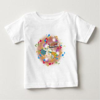 鳥愛 ベビーTシャツ