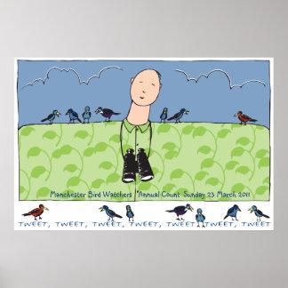 鳥監視人ポスター ポスター