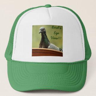 鳥瞰的な眺めの帽子 キャップ