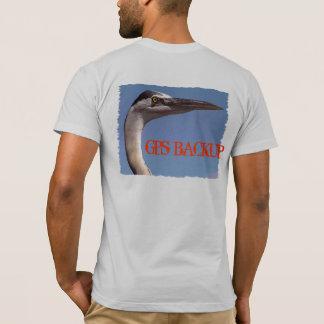 鳥瞰的な眺め Tシャツ
