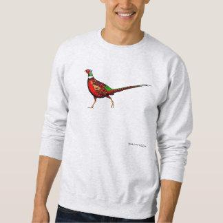 鳥102 スウェットシャツ