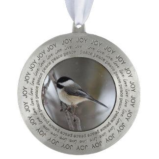 《鳥》アメリカゴガラのオーナメント オーナメント
