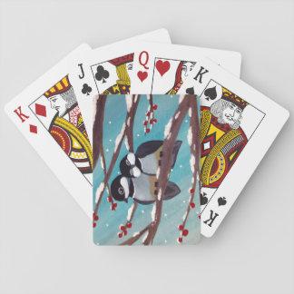 《鳥》アメリカゴガラのカード・デッキ トランプ