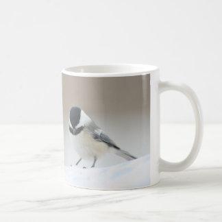 《鳥》アメリカゴガラの写真撮影 コーヒーマグカップ