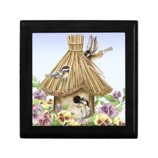 《鳥》アメリカゴガラの巣箱 ギフトボックス