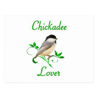 《鳥》アメリカゴガラの恋人 ポストカード