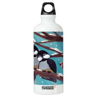 《鳥》アメリカゴガラの水差し ウォーターボトル