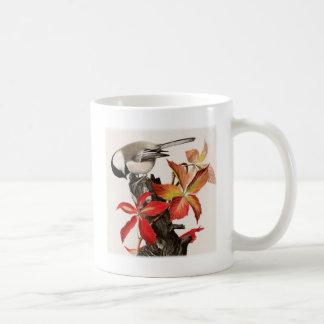 《鳥》アメリカゴガラの芸術 コーヒーマグカップ
