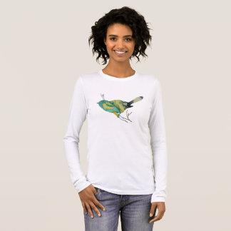 《鳥》アメリカゴガラの芸術 Tシャツ