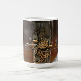 《鳥》アメリカゴガラ及び精神病院 コーヒーマグカップ