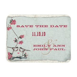 《鳥》アメリカゴガラ愛鳥の桜は日付を救います マグネット