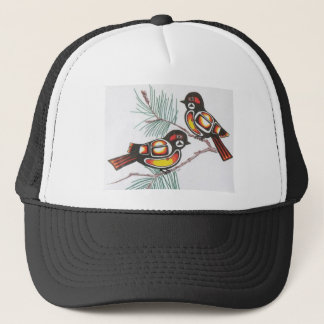 《鳥》アメリカゴガラ1 キャップ