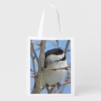《鳥》アメリカゴガラ エコバッグ