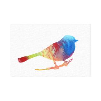 《鳥》アメリカゴガラ キャンバスプリント