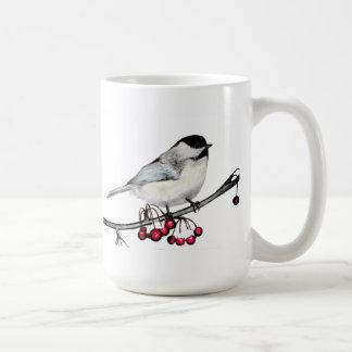 《鳥》アメリカゴガラ コーヒーマグカップ