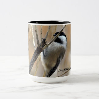 《鳥》アメリカゴガラ ツートーンマグカップ
