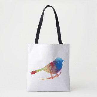 《鳥》アメリカゴガラ トートバッグ