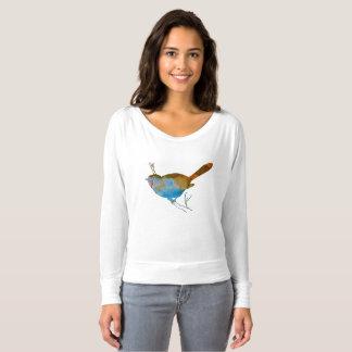 《鳥》アメリカゴガラ Tシャツ
