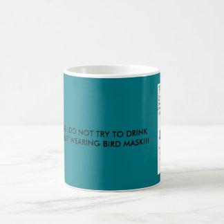 鳥!! コーヒーマグカップ
