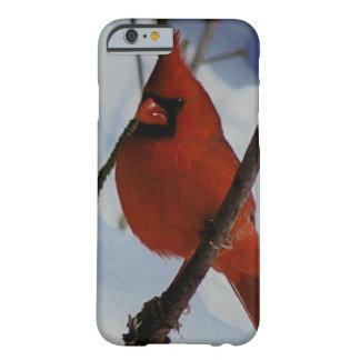(鳥)ショウジョウコウカンチョウ、やっとそこにiPhone 6の場合 Barely There iPhone 6 ケース