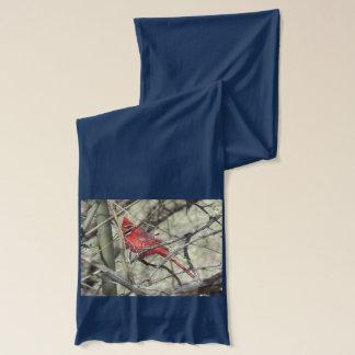 (鳥)ショウジョウコウカンチョウ スカーフ
