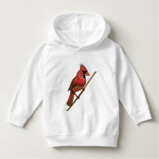 (鳥)ショウジョウコウカンチョウ パーカ
