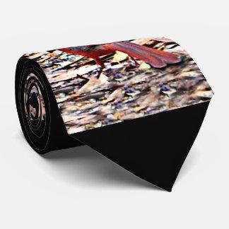 (鳥)ショウジョウコウカンチョウ(男性) ネクタイ