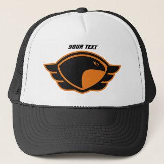 《鳥》ハヤブサのチーム紋章 キャップ