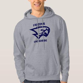 《鳥》ハヤブサのラクロス パーカ