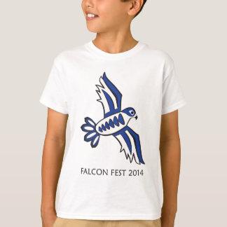 《鳥》ハヤブサのFest 2014年 Tシャツ