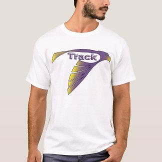 《鳥》ハヤブサトラック Tシャツ