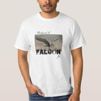 《鳥》ハヤブサ飛行 Tシャツ