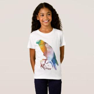 《鳥》ハヤブサ Tシャツ