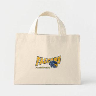 《鳥》ハヤブサBookbag ミニトートバッグ