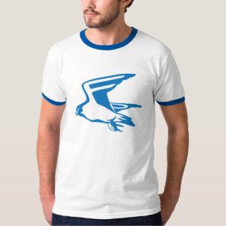 《鳥》ハヤブサSans Tシャツ