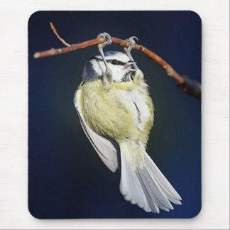 鳥 マウスパッド