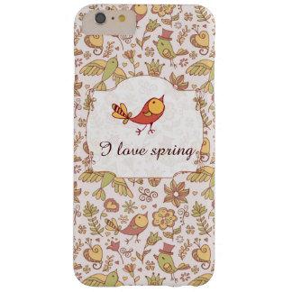 鳥 BARELY THERE iPhone 6 PLUS ケース