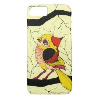 鳥 iPhone 8/7ケース