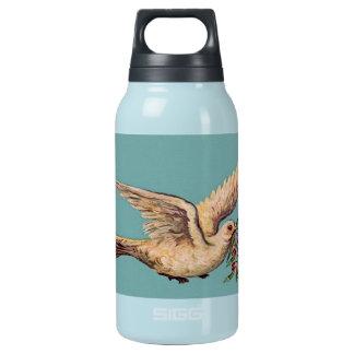 鳩の絵画 断熱ウォーターボトル