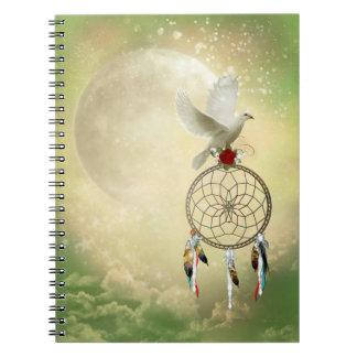 鳩のDreamcatcherのノート ノートブック