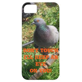 鳩は見ています! iPhone SE/5/5s ケース