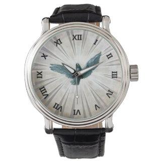鳩 腕時計