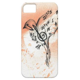 鳴き鳥 iPhone SE/5/5s ケース