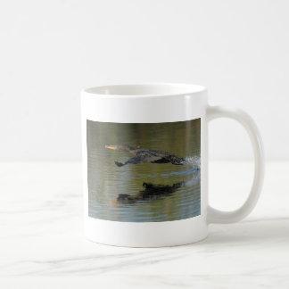鵜の離陸 コーヒーマグカップ