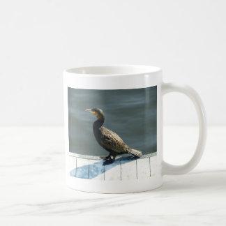 鵜 コーヒーマグカップ