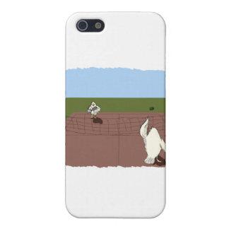 鶏のテニス iPhone 5 CASE