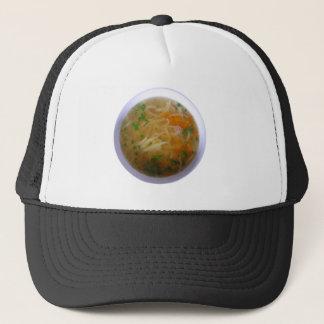 鶏のヌードル・スープ キャップ