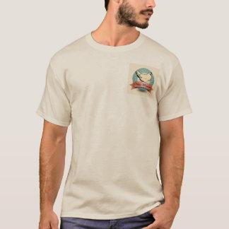 鶏の囁くものの人の基本的なTシャツ Tシャツ